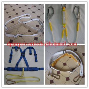 Buy cheap Linemen's Safety Belt&harness set,Welding safety equipment&tool belt product