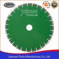 "China Green 16"" 400mm Diamond Concrete Saw Blades with Long Lifetime wholesale"
