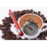 """Buy cheap 1"""" Dial Diameter Coffee Milk Thermometer High Accuracy Instant Read Analog Display product"""