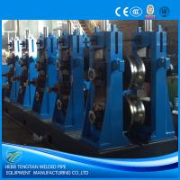 Buy cheap Galvanised Steel Pipe Milling Machine Welding with FFX Forming Technology product