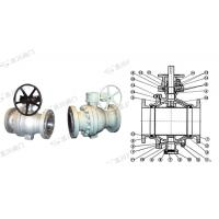 Buy cheap Long Distance Pipeline Fixed Ball Valve product