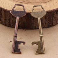 Buy cheap Personalized Promotion Gift Innovative Wedding Favor Antique Key Shape Beer Bottle Opener product