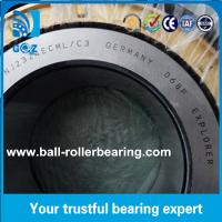 Buy cheap NJ207E Full Complement Cylindrical Roller Bearings , Low Friction Bearings product