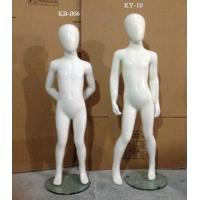 Buy cheap Full body wholesale glossy children mannequin,boys mannequin product