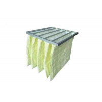 Buy cheap Customized Pocket Air Filter / Bag Air Filter F7-F9 Efficiency For Air Conditioning product