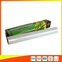 Buy cheap 100% Safe Casting Processing Cling Film Wrap At Home FDA / EU Approved product