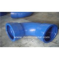 Buy cheap EN545 Ductile iron pipe fittings product