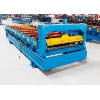China metal roof tile aluminum machine on sale