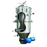 Buy cheap Stainless Steel Vertical Leaf Filter Pressure Filtration System For Water Treatment product