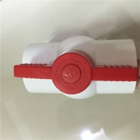 China Commercial Swimming Pool Accesssories PVC Water Pipe Ball Valve on sale