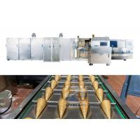 Buy cheap Rolled Waffle Sugar Cone Production Line Full Automatic CBIII-61A* / CBIII-61x2A* product