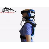 Buy cheap Comfortable Medical Cervical Orthosis Orthopedic Chest Cervical Spine Immobilization Cervical Thoracic from wholesalers