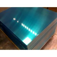 Buy cheap Above 0.5mm Thickness Customized Aluminum Sheet Metal With Cold Casting Mill Finished product