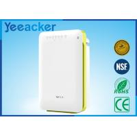 Buy cheap 4 Stages 28db Low Noise small air purifier 1,800, 000 Pcs / Cm3 Anion For Room Use product
