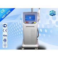 China 1064 nm + 532 nm + 1320 nm Q Switch Nd Yag Laser For Tattoo Removal Machine wholesale