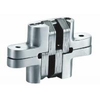 Buy cheap Spring Closing Stainless Steel Concealed Hinges , Invisible Hinges For Interior Doors product