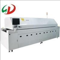 China High vacuum furnace SMT Reflow Oven , Consumption solder reflow oven for PCB on sale