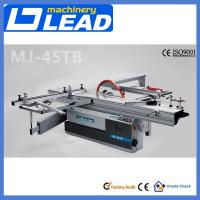 Buy cheap Precision sliding table saw machine MJ series / woodworking saw machine made in China product