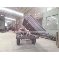 Buy cheap small box trailer three-way dump trailer 1.5ton,2ton,3ton,4ton product