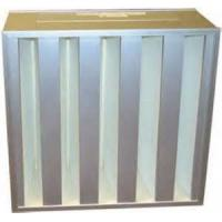 Buy cheap H14 metal frame mini pleat hepa filter with High technological scientific for replacement hepa filters product