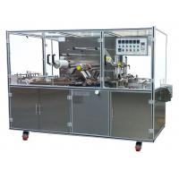 Buy cheap Adjustable Speed Cellophane Packaging Machine , Over Wrapping Machine With Tear Tape product