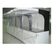 Buy cheap ISO 5 Photoelectric Industrial Laminar Air Flow Cabinet Hood Filtered 220V / 60HZ product