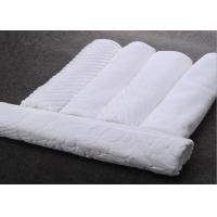 Buy cheap 100 Percent Cotton Towel Hotel Bath Mats Square / Oval Shape Non Slip product