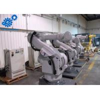 Buy cheap 380V 50HZ 3PH Palletizing Robot Arm For Industry Logistic Production Transport product