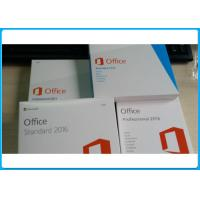 Microsoft Office 2016 Pro with USB flash Genuine Office 2016 pro Plus Key / License
