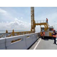Buy cheap High Stability 22m Bridge Inspection Unit rental Volvo 8X4 Electrohydraulic Systems product