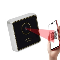 Buy cheap Barcode scanner IC card reading access control system for elevator or gym product