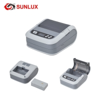 Buy cheap Handheld OLED Screen 70mm/S 80mm Direct Thermal Printer product