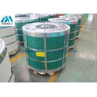 Buy cheap ISO Certificated Pre Painted Steel Coil Color Coated PPGI PPGL Steel Coils product