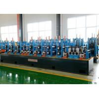 Buy cheap High Speed Spiral Welded Pipe Mill , Welded Pipe Making Machine 21 - 63mm Pipe Dia product