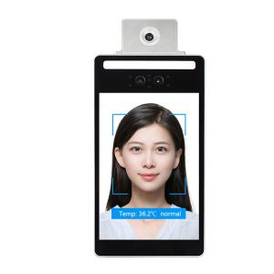 Buy cheap F2-H Facial Recognition with Temperature Measurement for Access product