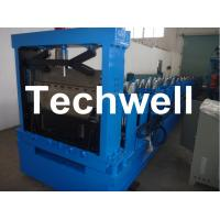 Buy cheap Hydraulic Cutting Steel C Shaped Purlin Roll Forming Machine For GI, Carbon Steel Material product
