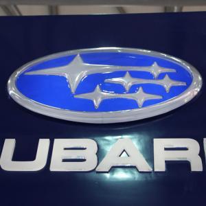 Buy cheap Super bright illuminated famous outdoor subaru car Led logo signage design product