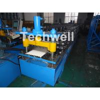Buy cheap Corrugated Profile Roof Roll Forming Machine For Making The Corrugated Sheets product