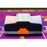 Buy cheap Casino Optical Fiber Poker Playing Card Shuffler For Baccarat Gambling Cheat from wholesalers
