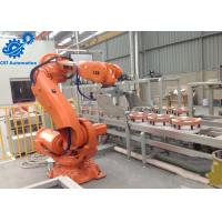 Buy cheap Centrifugal Water Pump Assembly Line , Vertical Robotic Assembly Line product