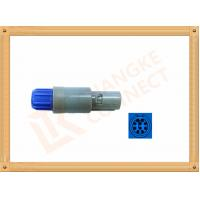Buy cheap Male Plug Push Pull 10 Pin Circular Connector Relationship With Mindray product