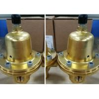 Buy cheap 1301F-1 Model Fisher Natural Gas Regulator 1/4 Inch End Connection Fisher Brass Body product
