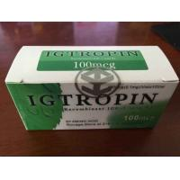 Buy cheap 1000mcg Igtropin IGF Injectable HGH Polypeptide Hormones IGF-1 LR3 product