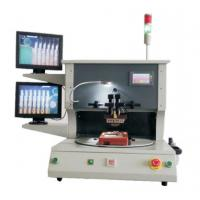 Buy cheap white plastic frame 90KG  0.7MPA 200x260mm automatic soldering machine Machine 500*750*640mm smt welding product