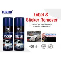 Buy cheap Home And Auto Use Label & Sticker Remover For Metal / Glass / Vehicle Surfaces product