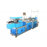 Buy cheap High Speed Full Automatic Disposable Ear Cover Making Machine from wholesalers