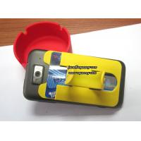 Buy cheap Bulk produce phone stand with smart wallet, low down price welcome custom made product