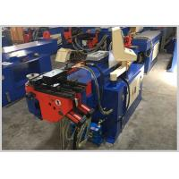 Buy cheap Semi Automation Metal Pipe Bending Machine With English Display Screen product