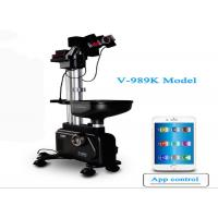 Buy cheap Bluetooth Control By Moblie App Automatic Table Tennis Training Machine from wholesalers
