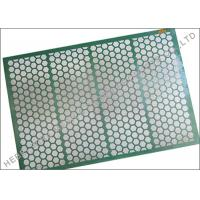 Buy cheap RP 13C Standard Vibrating Screen, Rectangular Wire Cloth Sand Dewatering Screen from wholesalers